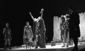 El Greco y la laegión tebana